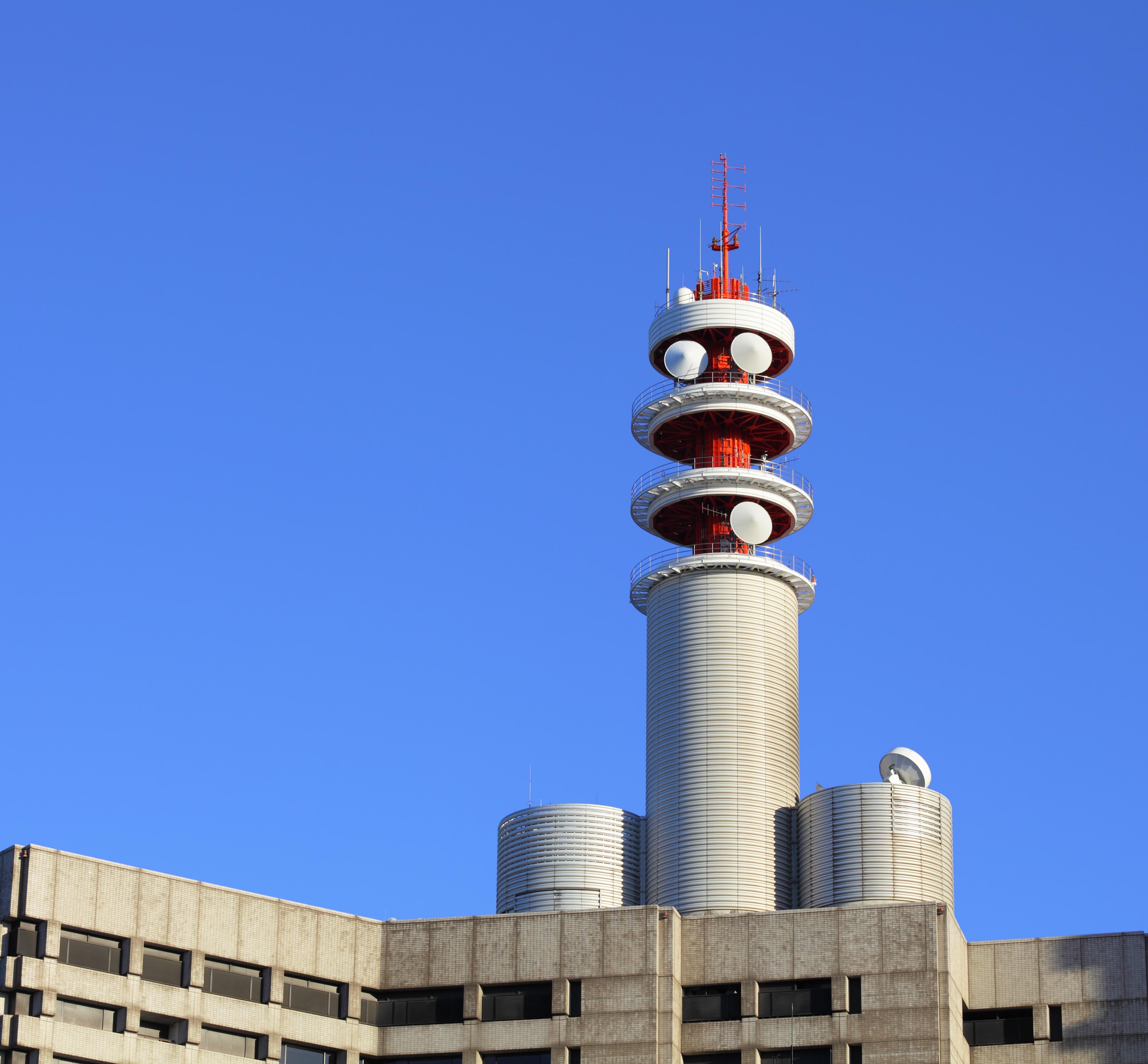 broadcast-tower-on-building-PEMFHPR.jpg