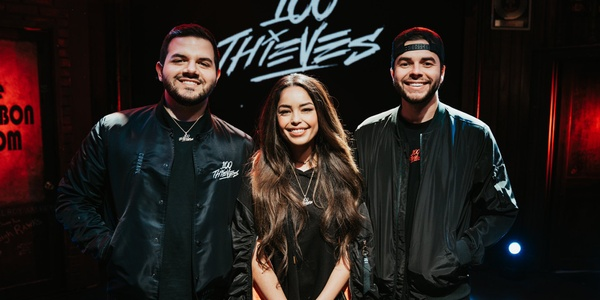 The US e-sports organization 100 Thieves has two new co-owners
