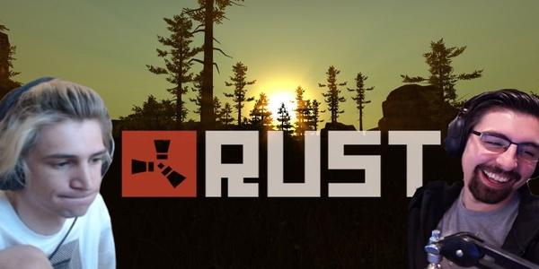 Twitch im Rust-Fieber – was hat es mit dem Hype um das Survival-Game auf sich?