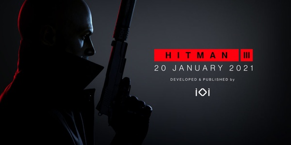 Hitman 3 - the third and final part of the stealth action from IO Interactive will be released on 20.01.2021