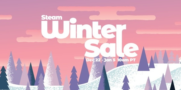 Gaming Christmas offers on Steam