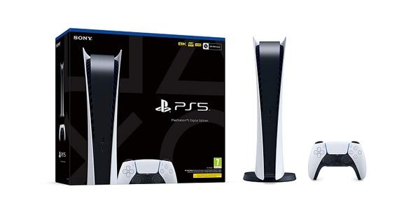 Die PlayStation 5 ist ab Donnerstag, dem 19.11.2020, wieder bei Amazon verfügbar