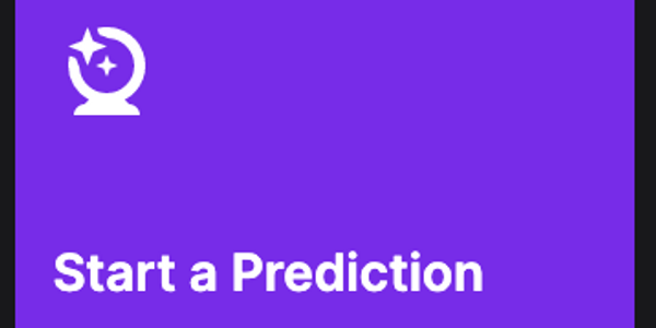 """New Twitch feature """"Predictions"""" allows viewers to place bets"""