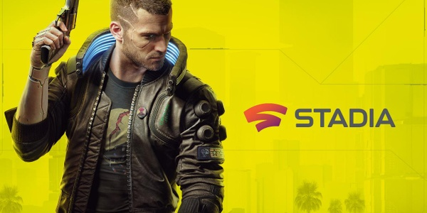 Cyberpunk 2077 and Google Stadia - YouTube streaming becomes a piece of cake