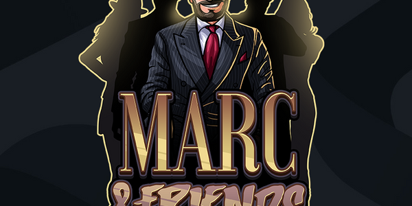 Marc & Friends - All info about the show on Twitch!