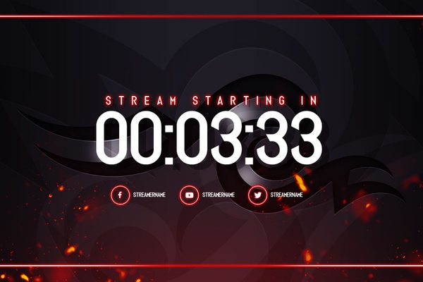 Twitch Countdown ⇒ Everything you need to know!