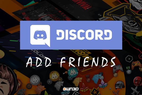 Como añadir amigos en Discord - Guía