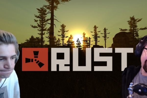 Twitch in Rust fever - what's the hype about the survival game all about?