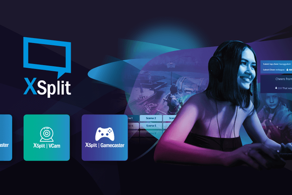 XSplit Broadcaster ⇒ The ultimate guide 2021!