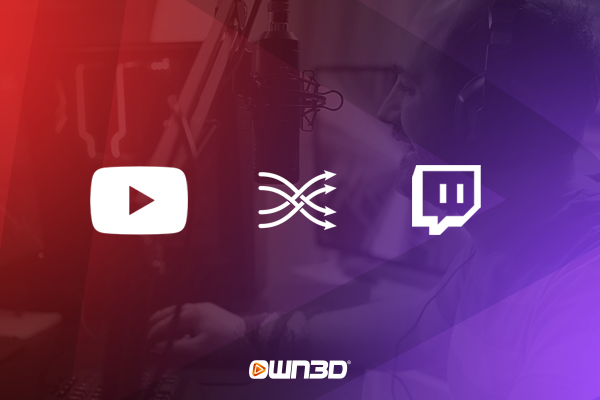 How to stream on Twitch and YouTube at the same time!