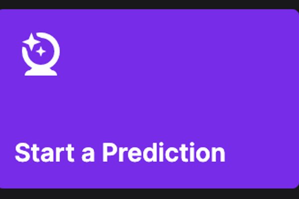 "New Twitch feature ""Predictions"" allows viewers to place bets"