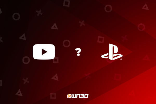 Stream on YouTube with the PS5 and PS4!