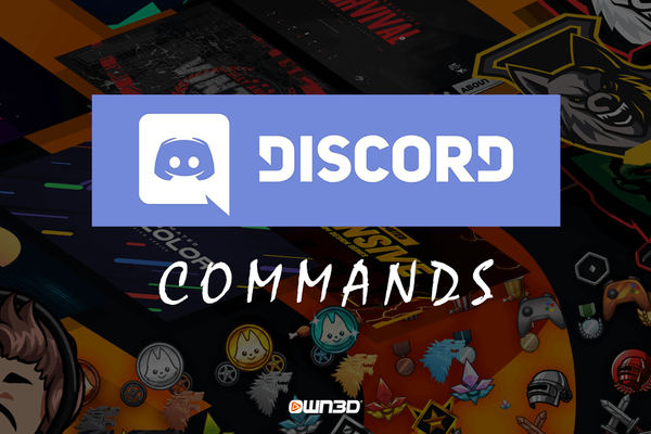 Discord Commands - These Discord commands you should know!