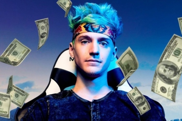 Incredible sums! Ninja tells how much money he made from Fortnite and streaming in 2018