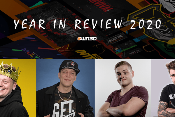Year in review 2020: the most popular and successful streamers!