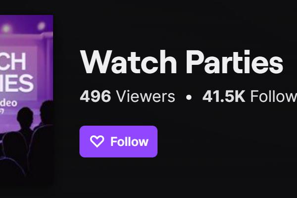 Twitch Watch Partys - Alles was du wissen solltest!