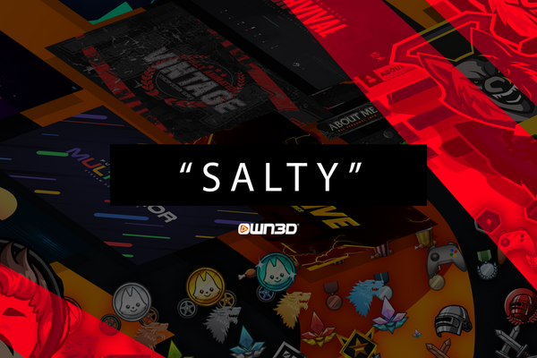 Salty Meaning