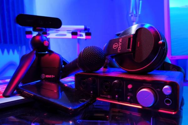 Configuración para el streamer - ¡Esto es todo lo que necesitas para hacer streaming!