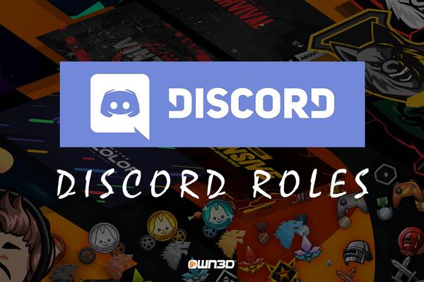 Roles de Discord - ¡Todo lo que deberías saber!