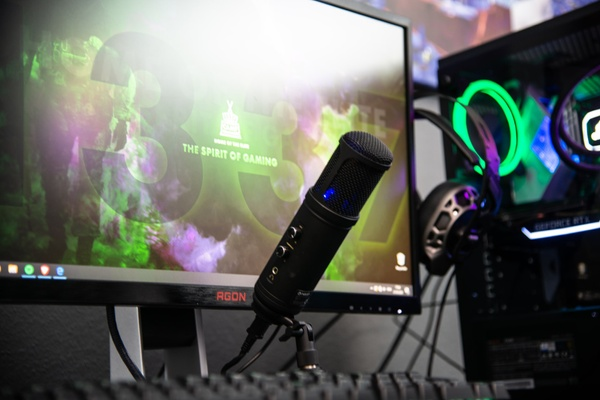 Streaming Microphone - The best microphones for Twitch & Co.