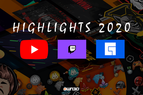 Year in review Twitch & Co. - This was the livestreaming year 2020