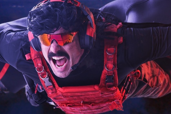 Dr Disrespect: Has the reason for the Twitch ban been revealed?