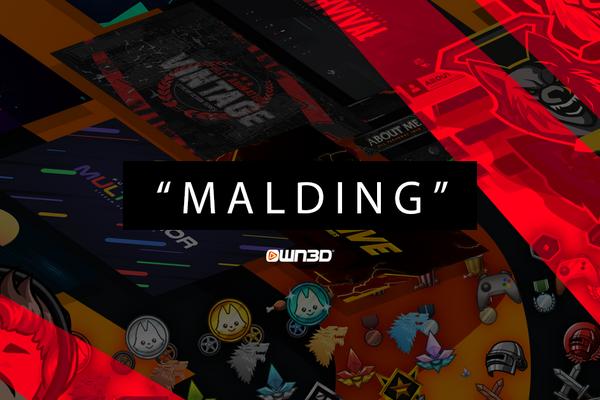 SIGNIFICADO: MALDING