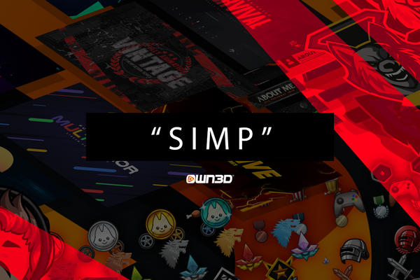 Simp Meaning