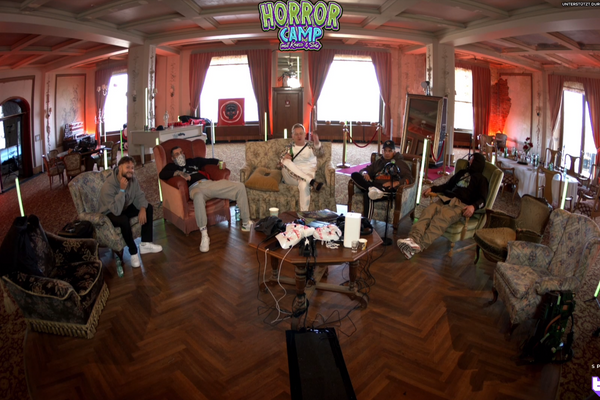Horrorcamp 2020 - All information about the second day!