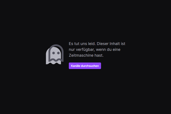 Streamer Knossi was banned on Twitch - Here is all the information!