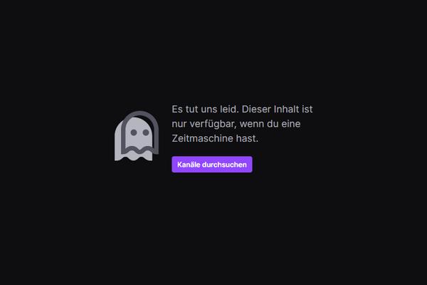 Streamer Knossi wurde auf Twitch gebannt - Alle Infos!