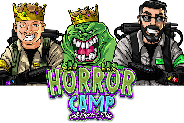 The Horrorcamp is starting! Knossi, Sido, unsympathischTV, Manny Marc and Pietro Lombardi invite you to the huge, 40-hour long Halloween party