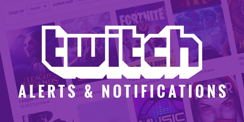 Discover Free Twitch Alerts And Overlays At OWN3D!